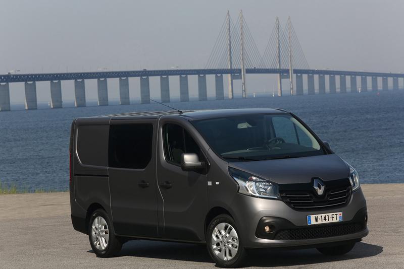 Foto Exteriores (93) Renault Trafic Vehiculo Comercial 2014