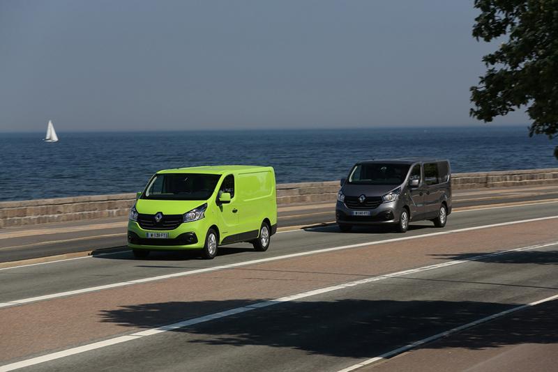 Foto Exteriores (96) Renault Trafic Vehiculo Comercial 2014