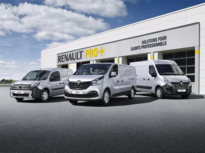 Foto Exteriores (97) Renault Trafic Vehiculo Comercial 2014
