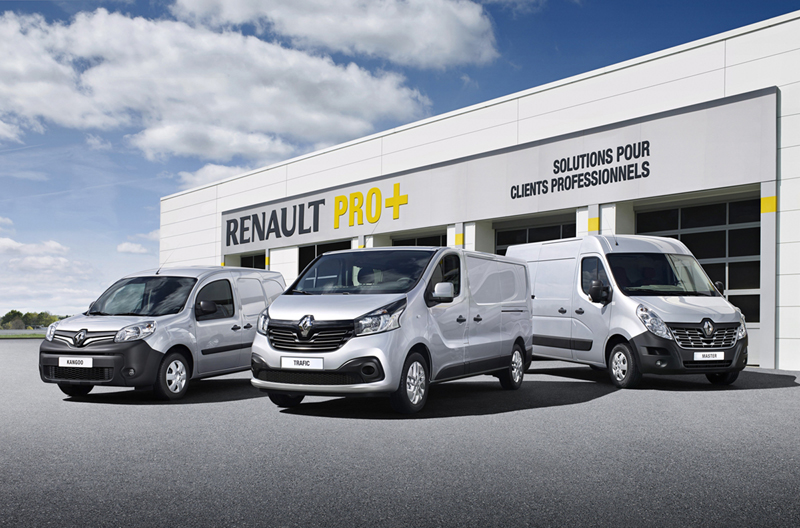 Foto Exteriores (98) Renault Trafic Vehiculo Comercial 2014