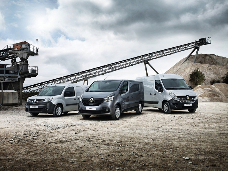 Foto Exteriores (99) Renault Trafic Vehiculo Comercial 2014