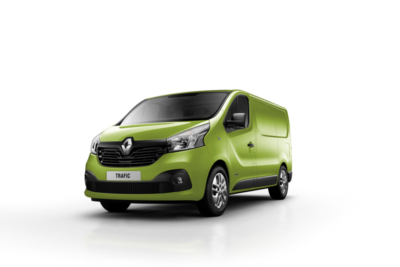 Foto Exteriores Renault Trafic Vehiculo Comercial 2014
