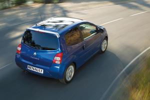 Foto Trasero Renault Twingo Dos Volumenes 2009