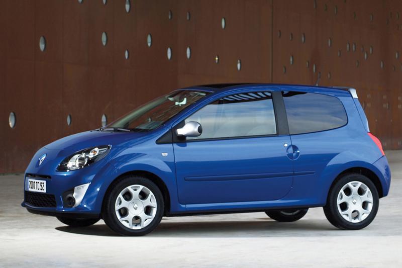 Foto Lateral Renault Twingo Dos Volumenes 2009