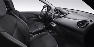 Foto Interiores (3) Renault Twingo Dos Volumenes 2011