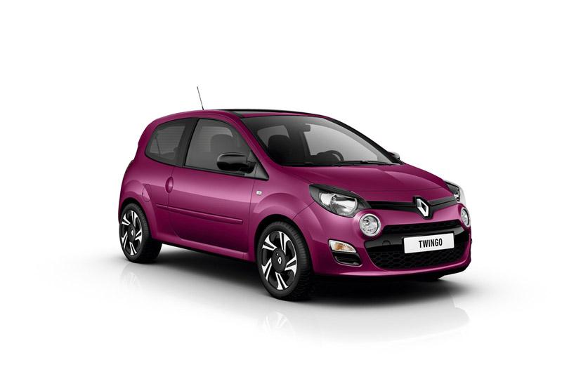 Foto Delantera Renault Twingo Dos Volumenes 2011