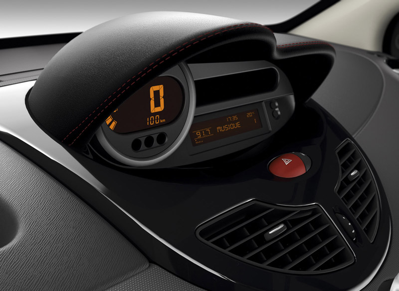 Foto Detalles (5) Renault Twingo Dos Volumenes 2011
