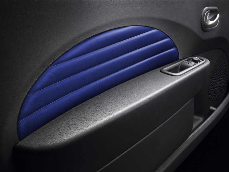 Foto Detalles Renault Twingo Dos Volumenes 2011