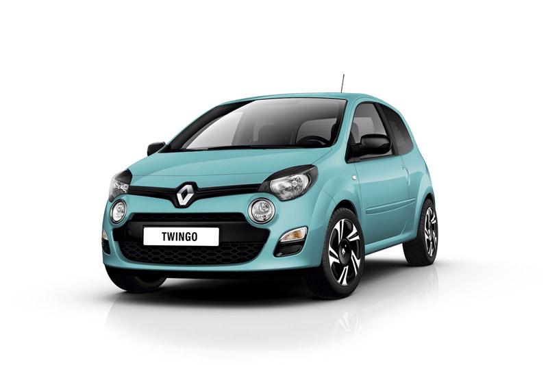 Foto Exteriores  (2) Renault Twingo Dos Volumenes 2011