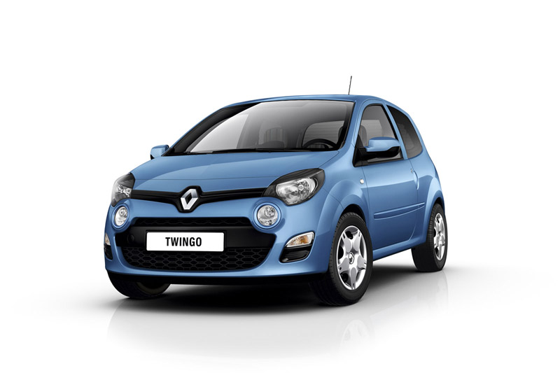 Renault Twingo segunda generación