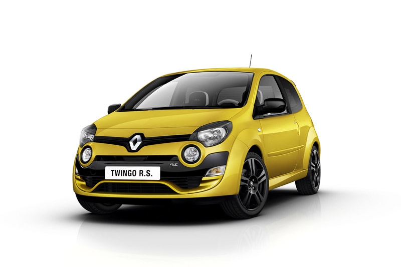 Foto Exteriores  (7) Renault Twingo Dos Volumenes 2011