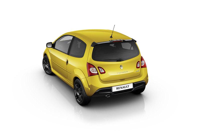 Foto Exteriores  (8) Renault Twingo Dos Volumenes 2011