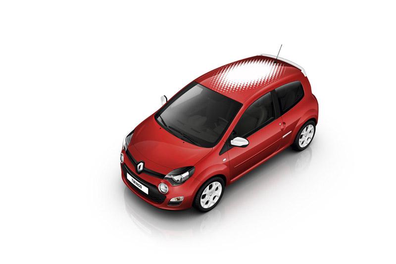 Foto Exteriores  Renault Twingo Dos Volumenes 2011