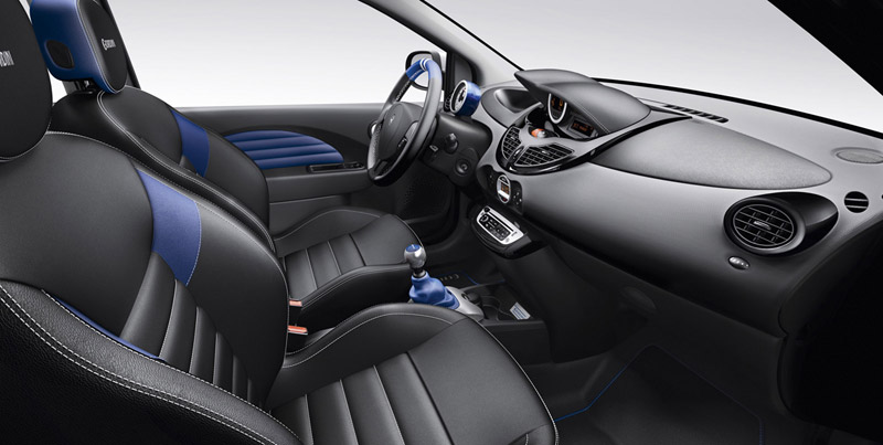 Foto Interiores (4) Renault Twingo Dos Volumenes 2011