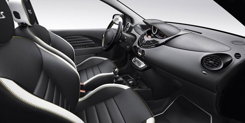 Foto Interiores Renault Twingo Dos Volumenes 2011