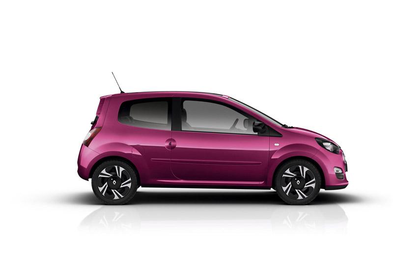 Foto Perfil Renault Twingo Dos Volumenes 2011
