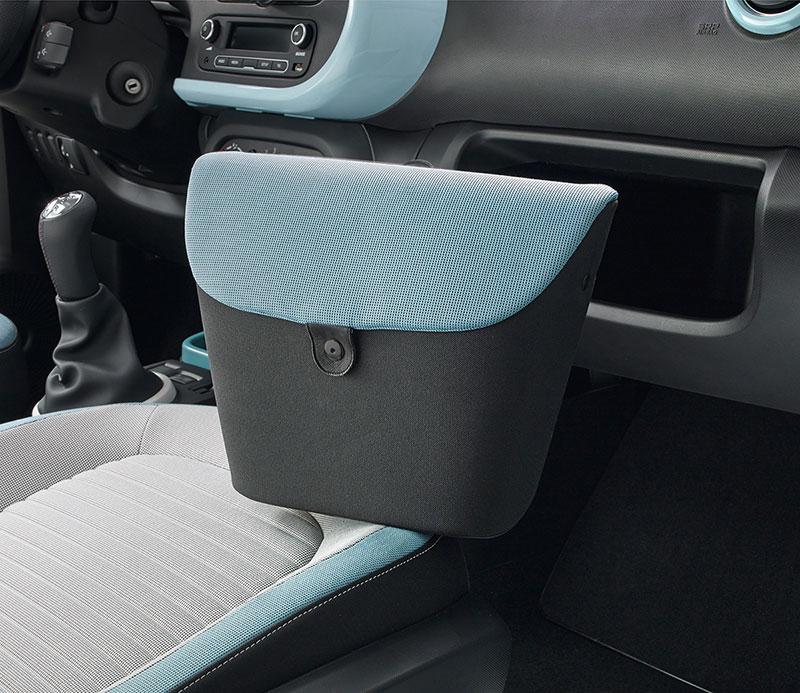 Foto Detalles Renault Twingo Dos Volumenes 2014