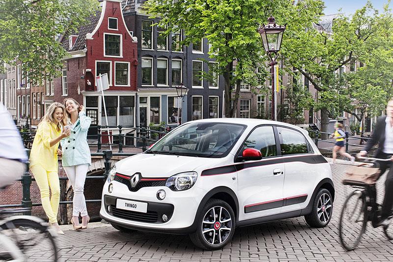 Foto Exteriores Renault Twingo Dos Volumenes 2014
