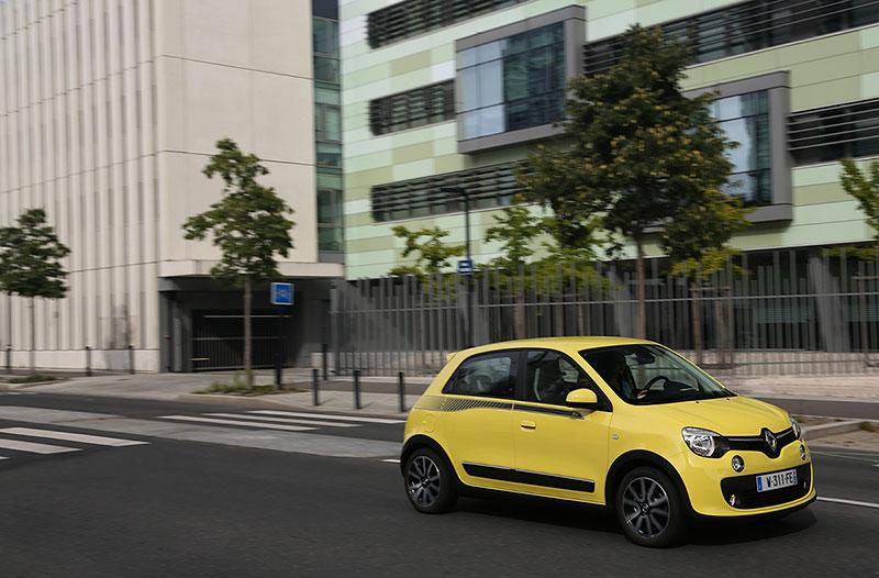 Renault Twingo 2015 exteriores