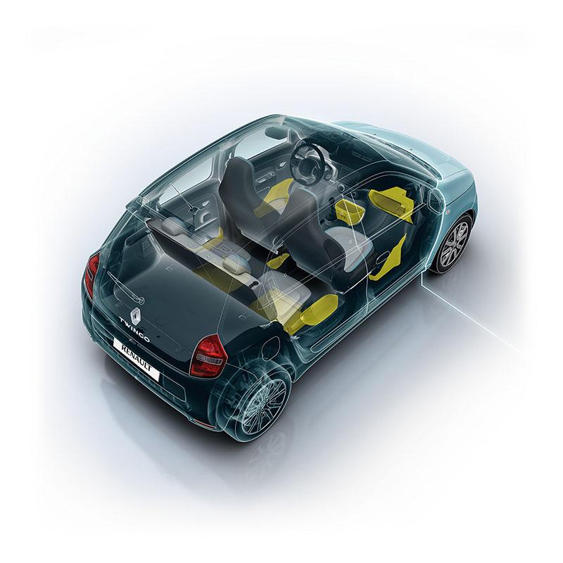 Foto Tecnicas Renault Twingo Dos Volumenes 2014