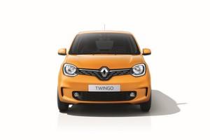 Foto Delantera Renault Twingo Dos Volumenes 2019