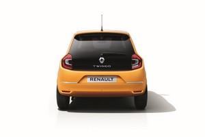 Foto Trasera Renault Twingo Dos Volumenes 2019