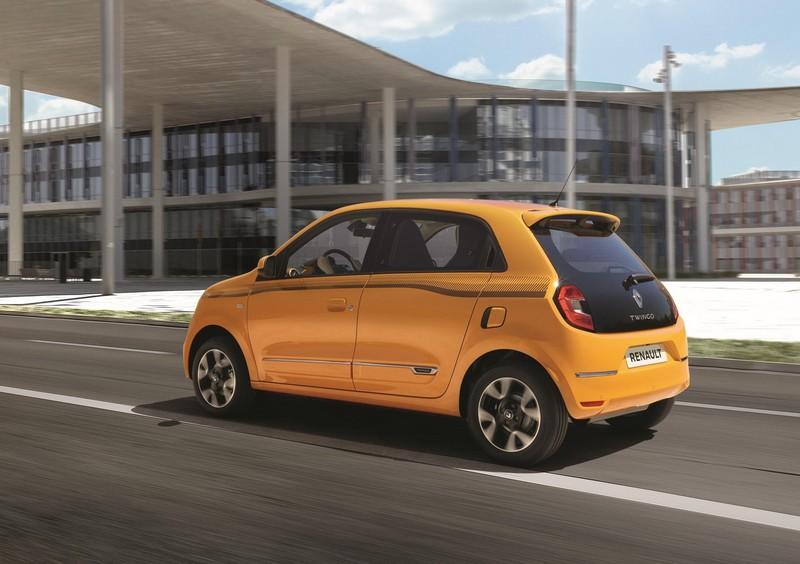 Foto Exteriores Renault Twingo Dos Volumenes 2019