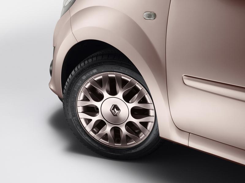 Foto Detalles Renault Twingo Miss Sixty Dos Volumenes 2010