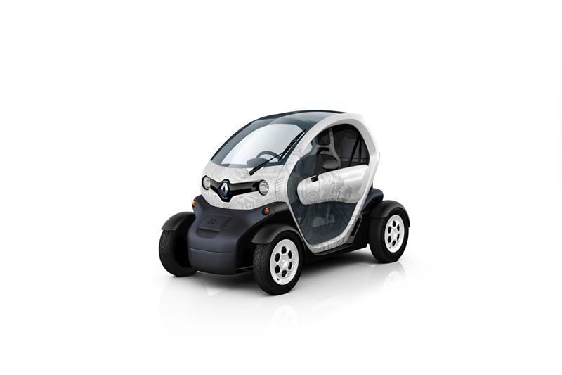 Foto Exteriores Renault Twizy Monovolumen 2010