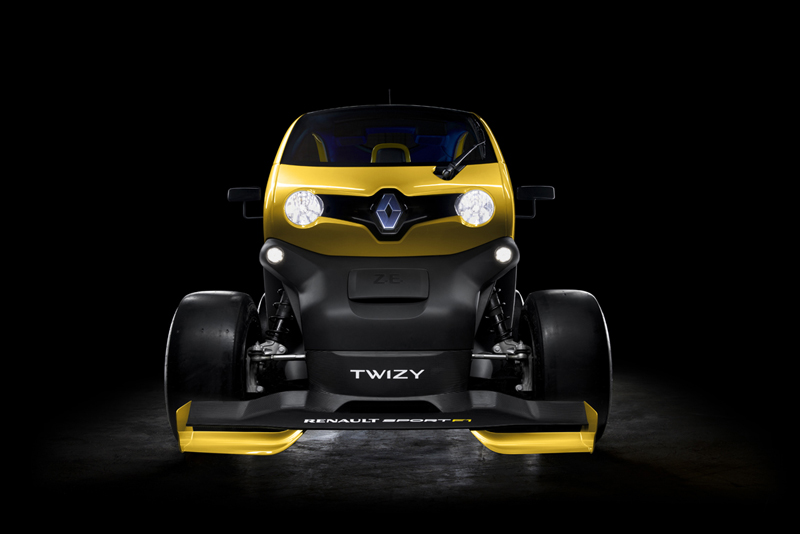Renault Twizy RS F1 2013