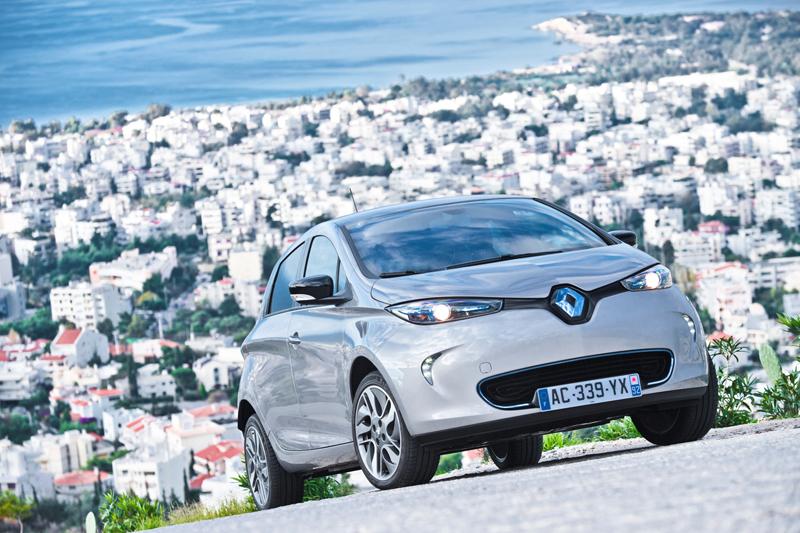 Foto Exteriores Renault Zoe Dos Volumenes 2013