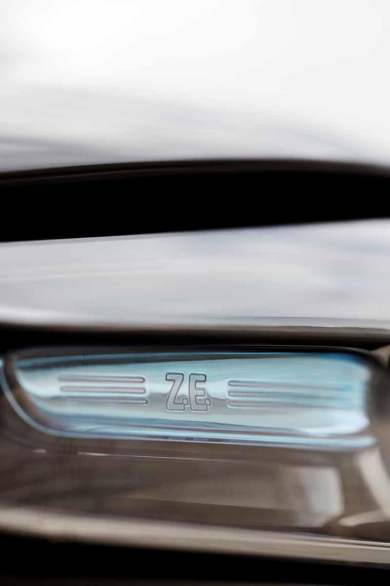 Foto Detalles Renault Zoe Dos Volumenes 2017