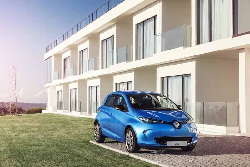 Foto Exteriores Renault Zoe Dos Volumenes 2017