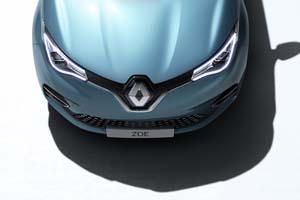 Foto Detalles (1) Renault Zoe Dos Volumenes 2019