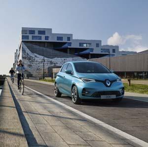 Foto Exteriores (2) Renault Zoe Dos Volumenes 2019