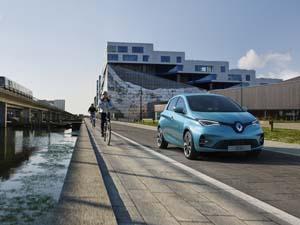 Foto Exteriores (3) Renault Zoe Dos Volumenes 2019