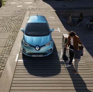 Foto Exteriores (5) Renault Zoe Dos Volumenes 2019