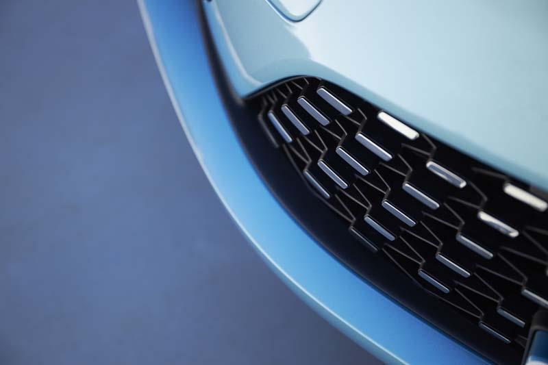 Foto Detalles Renault Zoe Dos Volumenes 2019
