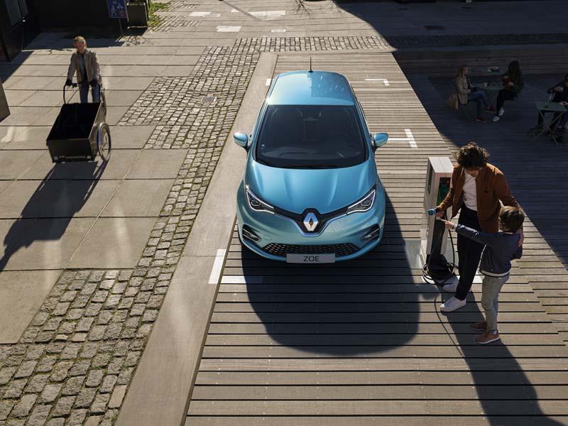Foto Exteriores (1) Renault Zoe Dos Volumenes 2019
