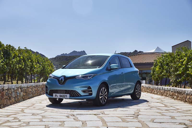 Foto Exteriores Renault Zoe Dos Volumenes 2019