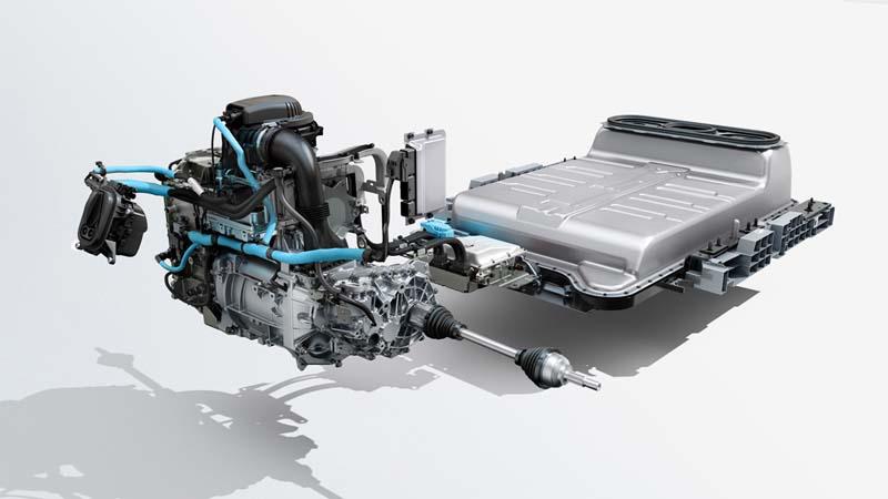 Renault ZOE 2019, foto batería 52 KWh