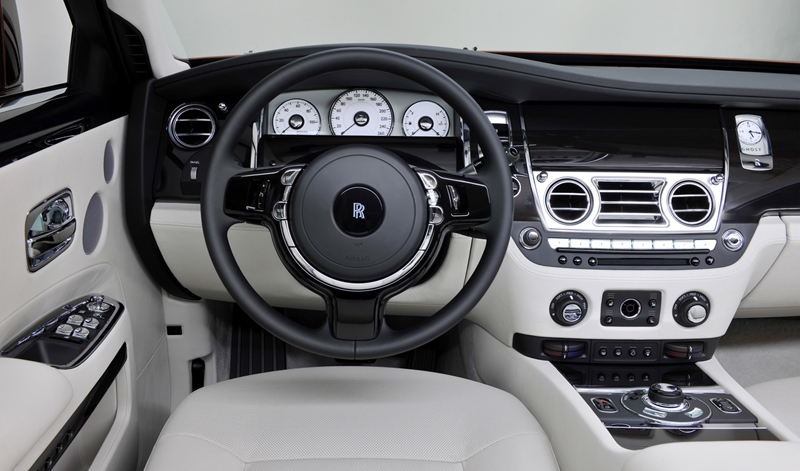Foto Interiores Rolls Royce Ghost Mil Y Una Noches Berlina 2012