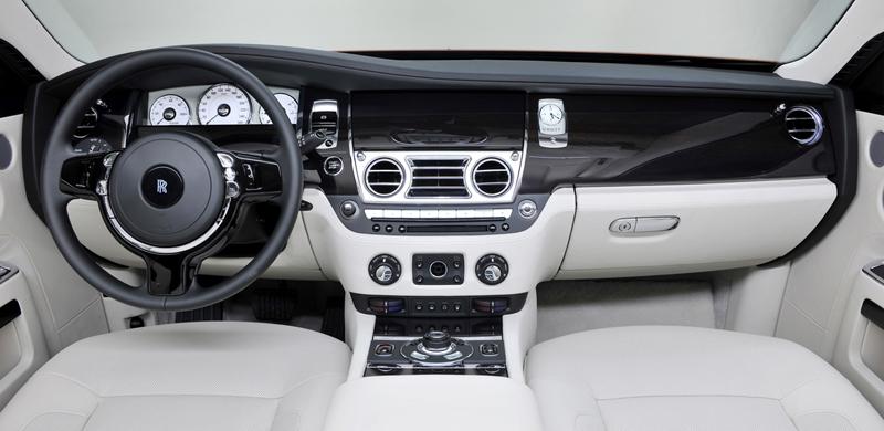 Foto Salpicadero Rolls Royce Ghost Mil Y Una Noches Berlina 2012