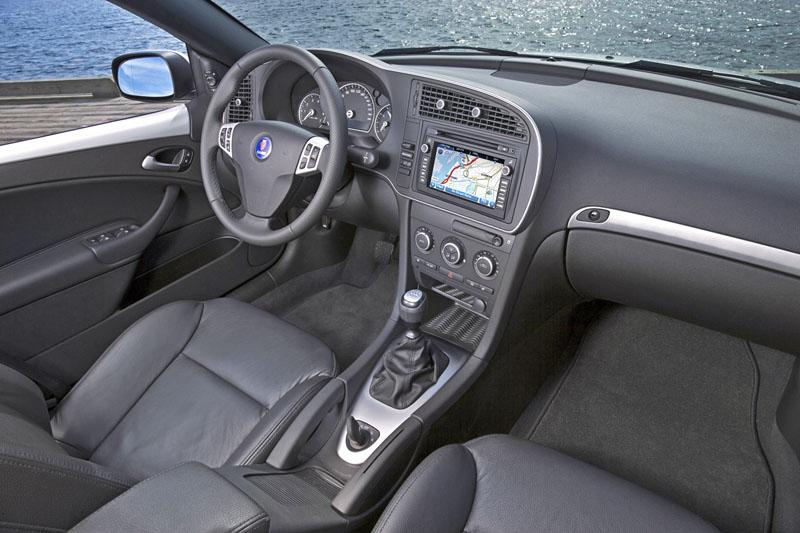 Foto Salpicadero Saab 9 3 Sedan 2008