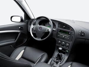 Foto Salpicadero Saab 9 5 Sedan 2009