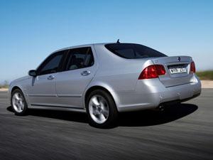 Foto Trasero Saab 9 5 Sedan 2009