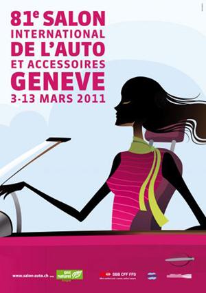 Visita virtual salón de Ginebra 2011