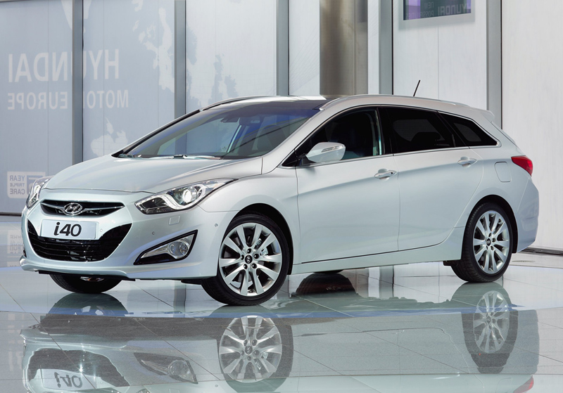 Hyundai i40 familiar