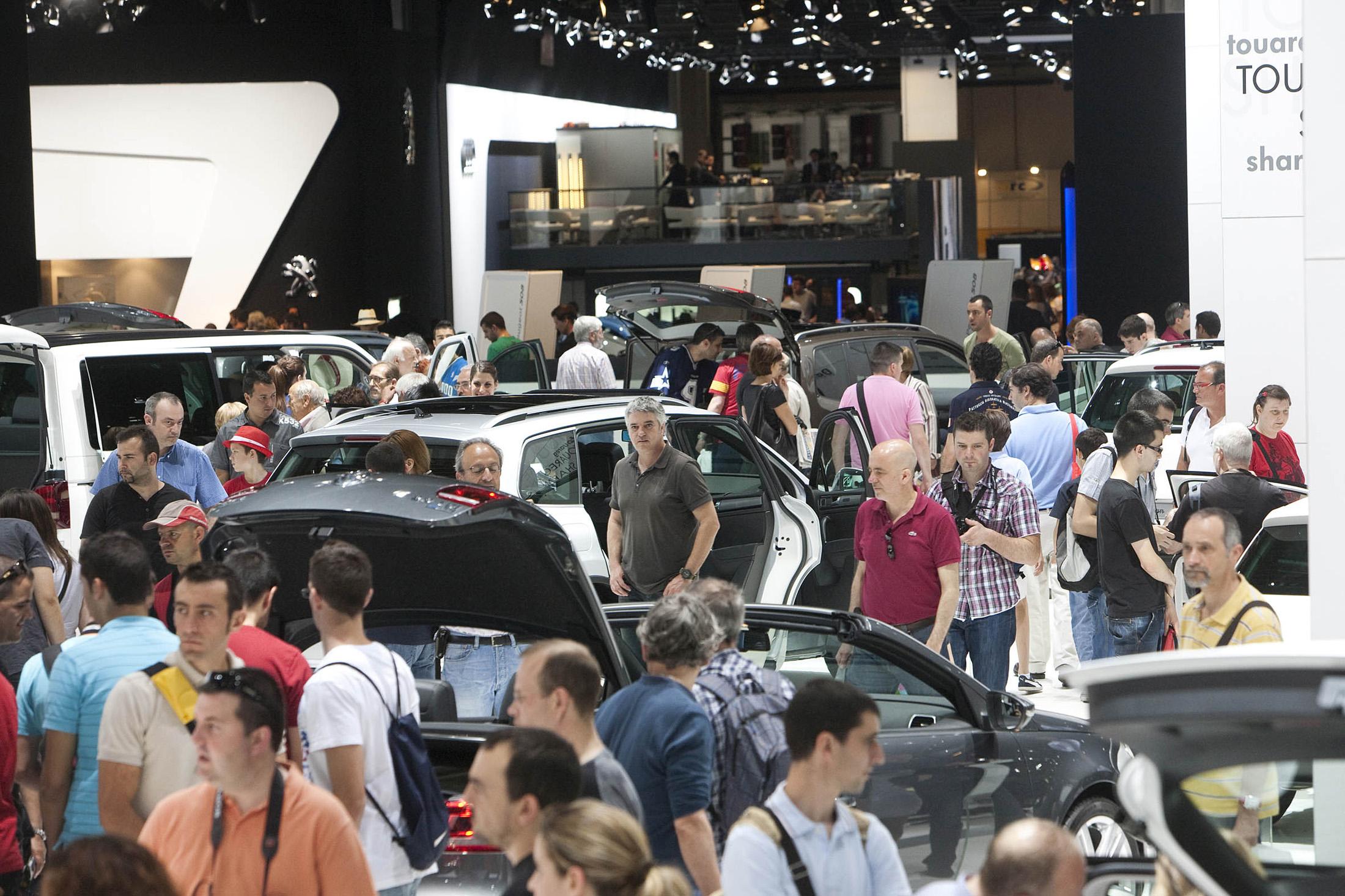 Salón del Automóvil de Barcelona 2013
