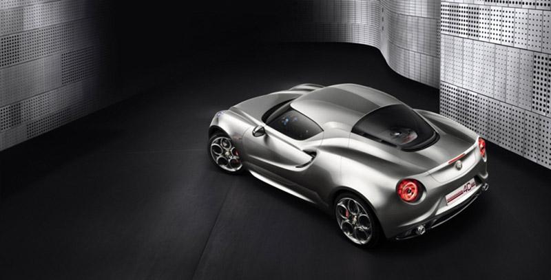 Foto Alfa Romeo 4c Salones Salon Frankfurt 2011